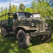 Truck ZIL 157 — Stock Photo
