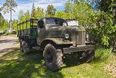 Truck ZIL 157 — Stock Photo