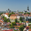 Stock Photo: Old Town of Tallinn, Estonia