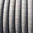 Rubber rope closeup — Stock Photo #28496741