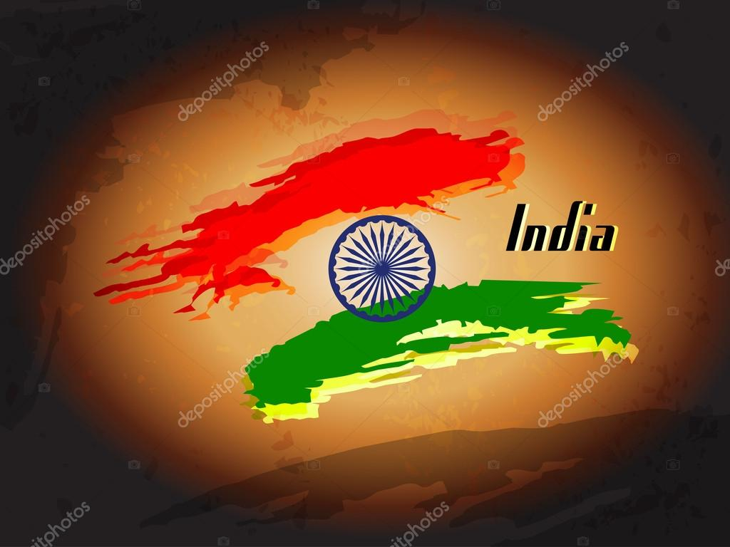 Stylish indian flag wallpapers happy republic day