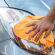Cleaning the Car — Stock Photo #42694599