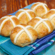 Hot cross buns — Stock Photo #42696385