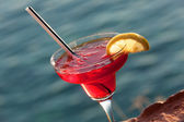 Cosmopolitan Cocktail — Stock Photo