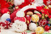 Christmas Cookies. — Stock fotografie