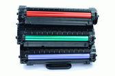 Color cartridges — Stock Photo