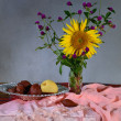 Stock Photo: Still life concept