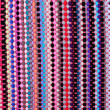 Colorful Textile texture — Stock Photo