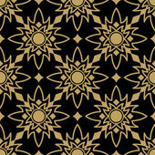 Seamless wallpaper pattern — Vettoriale Stock