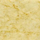 Yellow handmade paper with pattern — Stock Photo