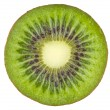 Kiwi isolated on white background with clipping path — Stock Photo #12555686