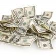Money background — Stock Photo #13261122