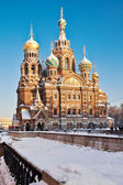 Church on Spilled Blood — Stock Photo