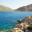 Aegean sea. Turkey. Marmaris - Stock Photo