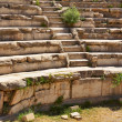 Ephesus Odeon. Turkey — Stock Photo