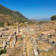 Stock Photo: Ruins of Ephesus. Turkey
