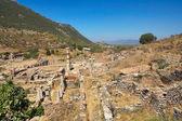 Ruins of Ephesus. Turkey — Stock Photo