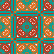 asian pattern — Stock Photo