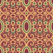 Stock Photo: Abstract orient pattern