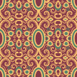 Abstract orient pattern — Stock Photo