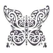 Ornate butterfly — Stock Photo