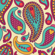 Paisley pattern — Stock Vector #35415735