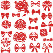 Present bows — Stock Vector #35416095