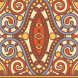 Stock Photo: Orient seamless pattern