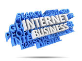 Internet Business — Foto de Stock
