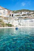 Bagno Vecchio, Ponza — Stock Photo