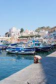 Port of Ponza — Stock Photo