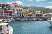 Ponza, island — Stock Photo