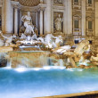 Trevi Fountain, Rome — Stock Photo #12763883