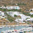 Port of Mykonos - Stock Photo