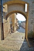Gradara Castle — Stock Photo