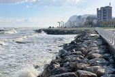 Pesaro, Adriatic coast, Italy — Stock Photo