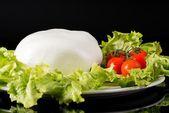 Mozzarella di bufala — Zdjęcie stockowe