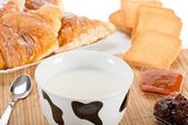 Latte fresco — Foto Stock