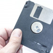 Diskette — Stock Photo