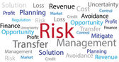 Risk — Stock Photo