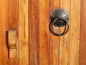 Old doors — Stock Photo