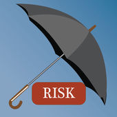 Insurance Against Of Risk — Stock Photo