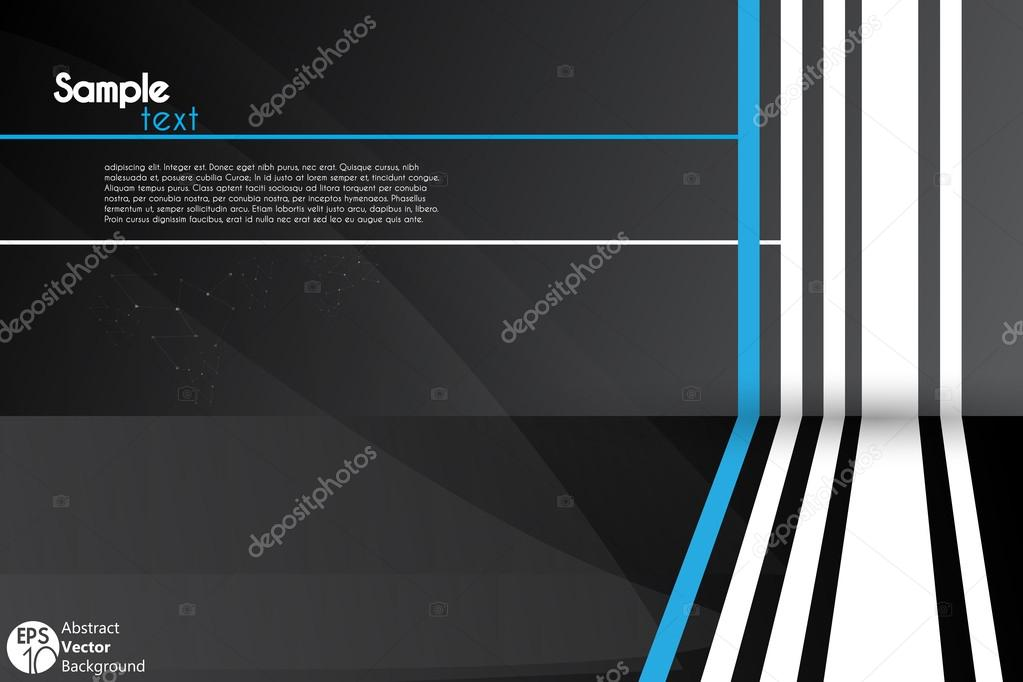 Abstract vector background. — Stock Vector #19812697