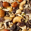 All Natural Homemade Trail Mix — Stock Photo #19967885