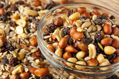 All Natural Homemade Trail Mix — Foto Stock