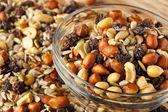 Todos granola caseiro natural — Foto Stock