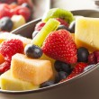 Fresh Organic Fruit Salad — Stock Photo #20052759