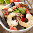 Stock Photo: Homemade ItaliCioppino