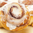 Fresh Homemade Cinnamon Rolls — Stock Photo #20131387