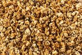 Cereal granola orgánica — Foto de Stock